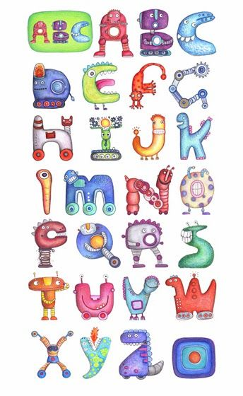 Pinzellades al món: Cinc alfabets pictòrics / Cinco alfabetos pictóricos / Five pictorial alphabets