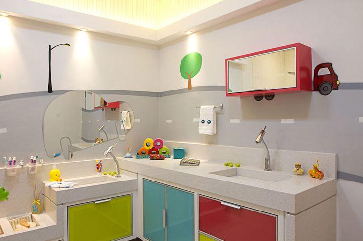 Banheiro lúdico Campinas Decor 2012