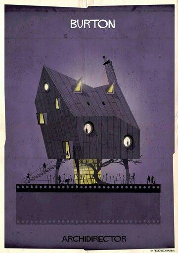 Tim Burton's House