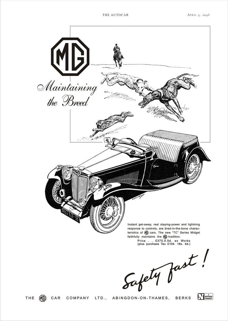 1952 Mg Td Wiring Diagram