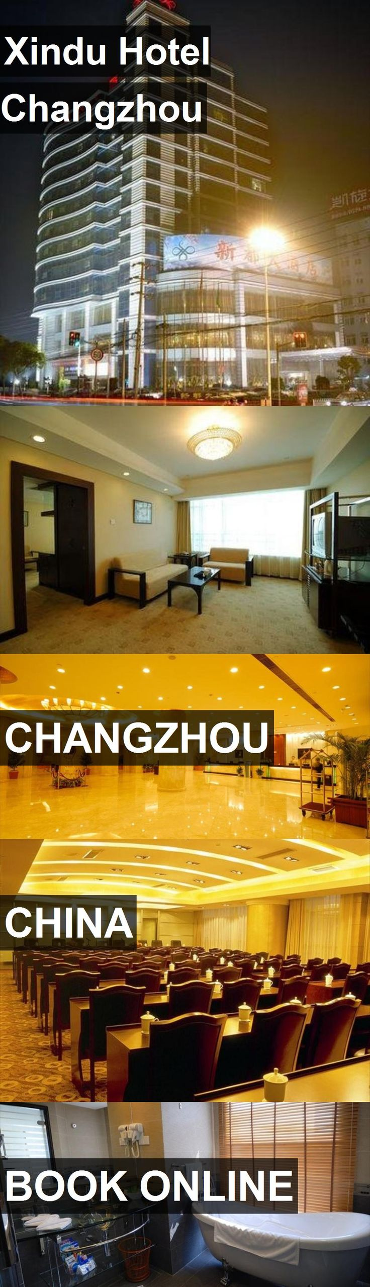Hotel Xindu Hotel Changzhou in Changzhou, China. For more information, photos, reviews and best prices please follow the link. #China #Changzhou #XinduHotelChangzhou #hotel #travel #vacation