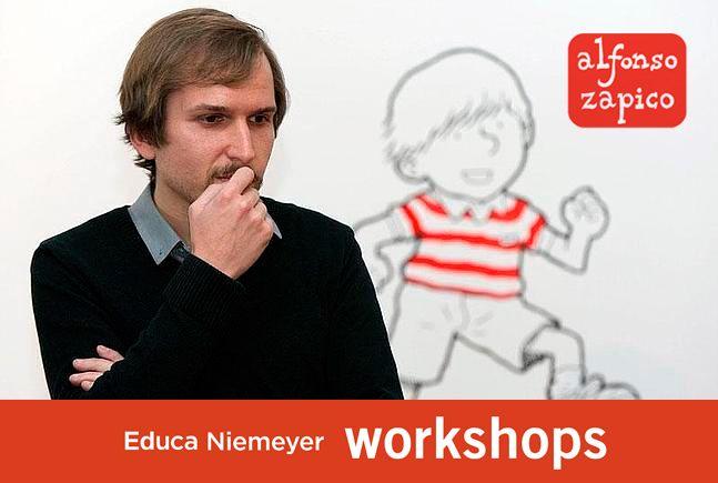Alfonso Zapico workshop http://www.educaniemeyer.org/p682540-alfonso-zapico-workshop.html