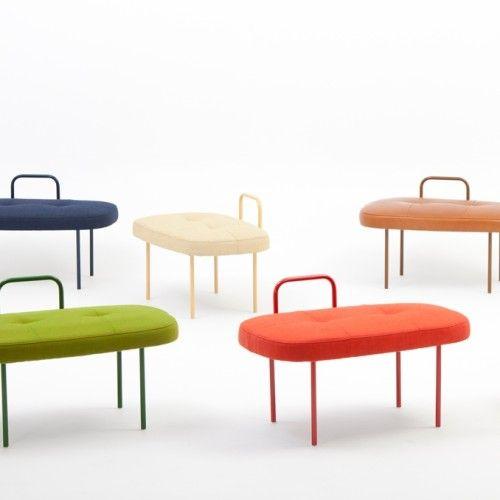 Krakken Sol er designet av Andreas Engesvik, den har mye personlighet og en tydelig vennlig tilstedeværelse. Den kan brukes til ekstra sitteplass, et flott møbel i gangen du kan sitte...