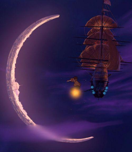 Treasure Planet | Disney Magic | Pinterest