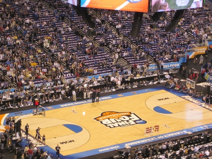 Every sports fan needs to have this on their must do list....a Final Four. Glad to see the underdog Bulldogs put on a good show in their hometown.