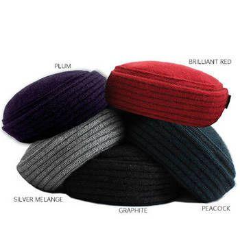 New Zealand Merinomink Merino Wool & Possum Fur Felted Hat