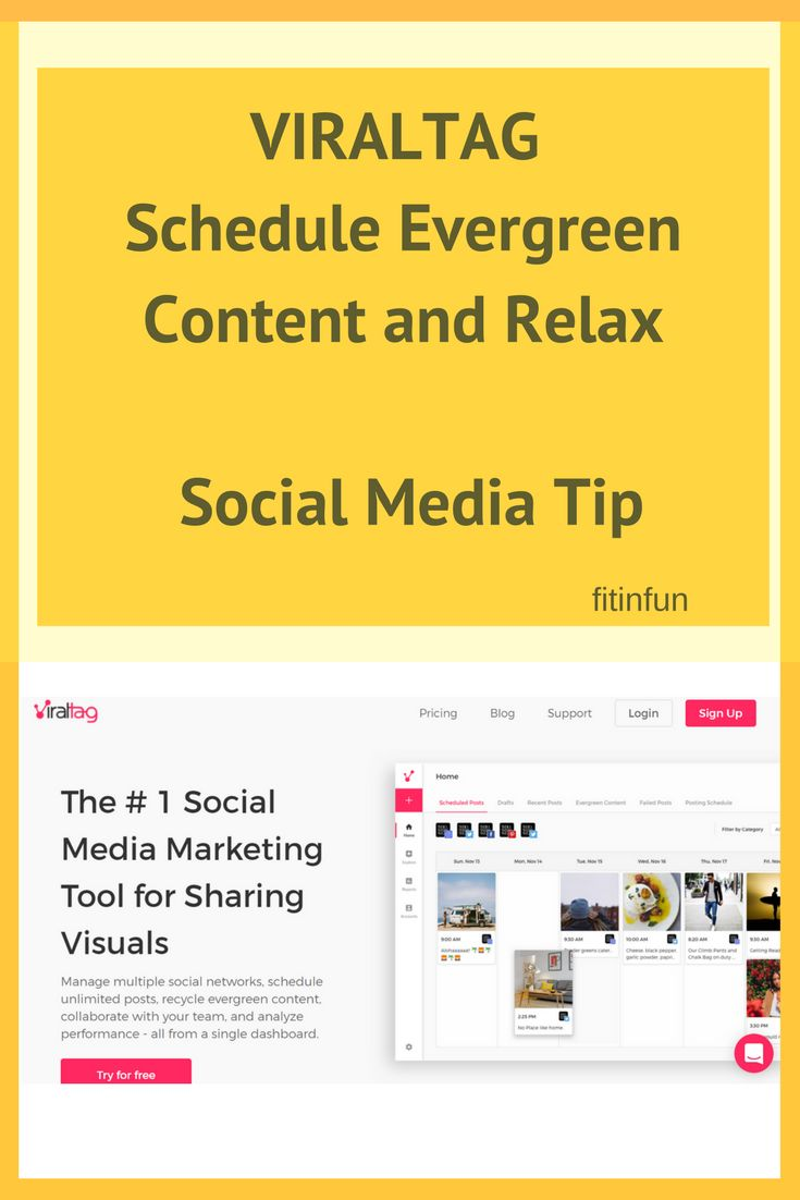 I'm scheduling my evergreen content so it will repeat on a schedule. So easy! This post shows you how I do it and how you can too.