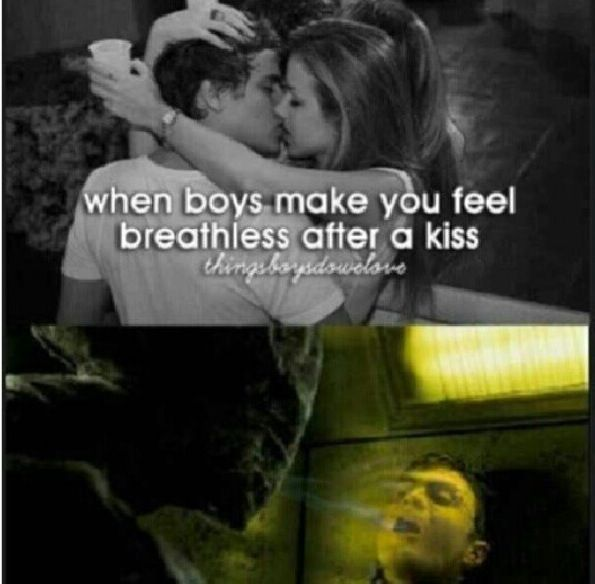 just girly things breathless