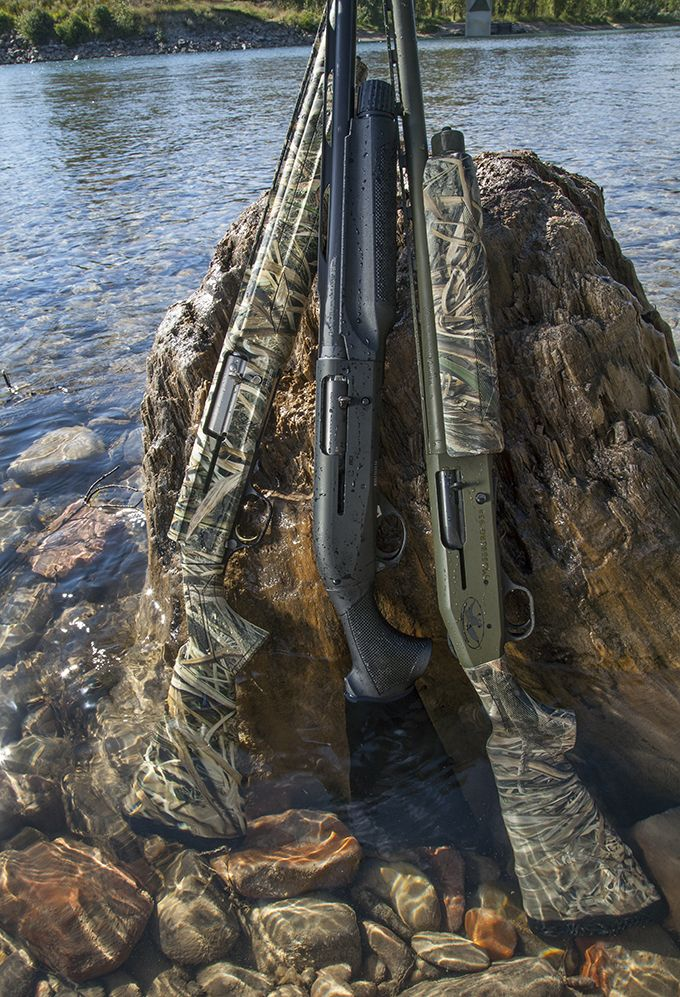 5 Do-it-all Semi-Autos That Won't Quit: Go ahead, do your worst. These shotguns are made for hard use and wily birds. No matter the quarry, these semi-autos won't quit.