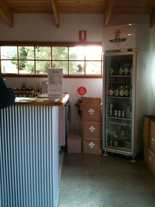 Seven Sheds Brewery in Railton, TAS
