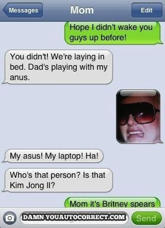 Best Autocorrect Images On Pinterest Cars Funny Animal - The 25 funniest text autocorrects you will see today