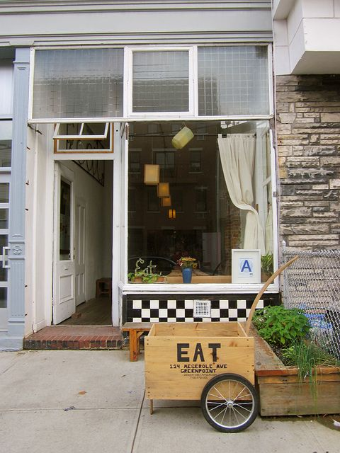 EAT Greenpoint | Brooklyn, NY - They sell handsome pottery - Love my neighborhood