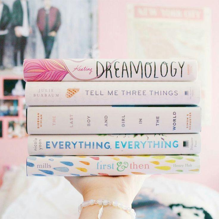 Pretty books!