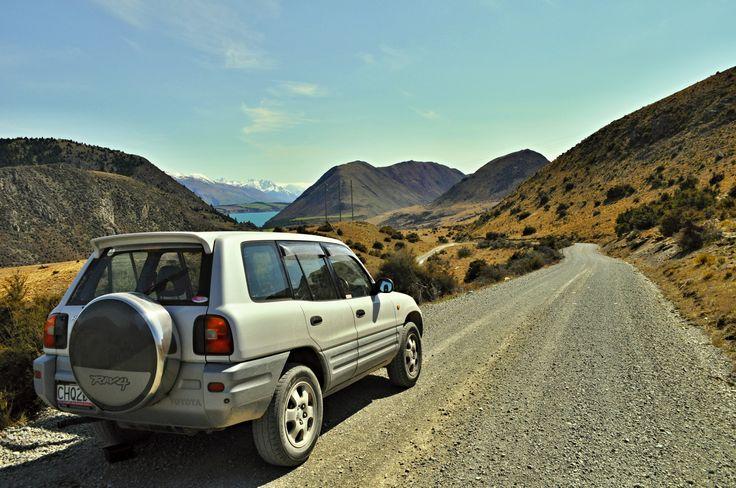 From Lake Lyndon to Lake Coleridge Canterbury - South Island - easy gravel road trip - stunning area
