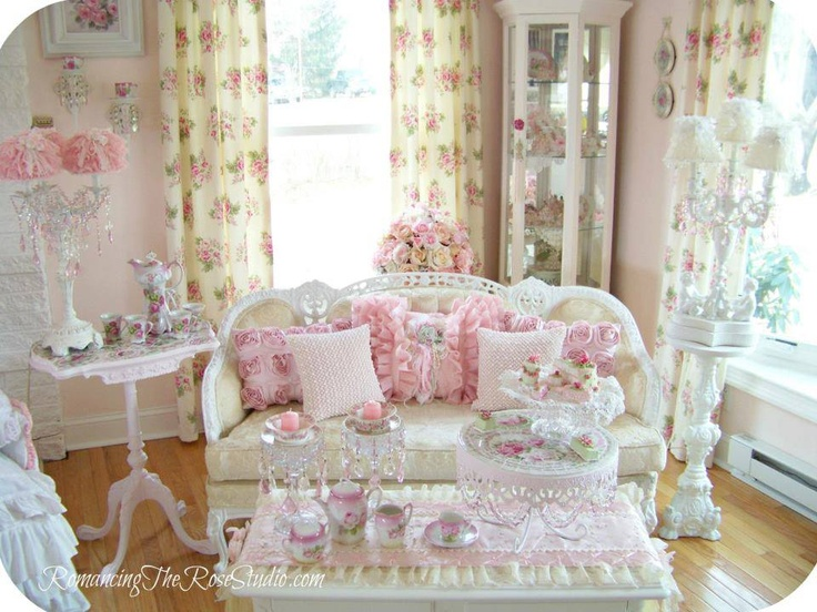 4531 Best Images About Shabby Chic Home 3 On Pinterest