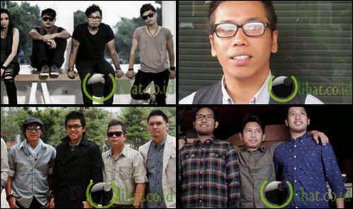 7 Grup Band Indonesia yang sempat Jatuh setelah Ditinggal Vokalis