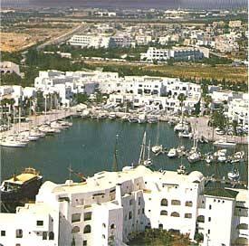 Tunesia - Port El Kantaoui