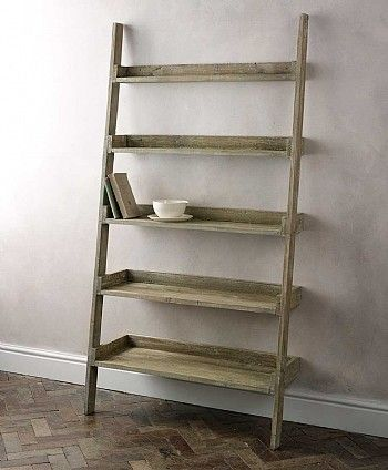 Finn Ladder Bookcase Large