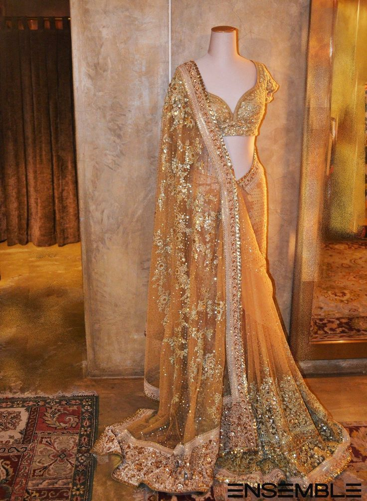 Cream shaded diamond embroidered work #designer #lehengacholi
