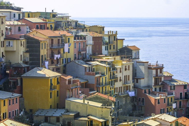 CinqTerre - Italy