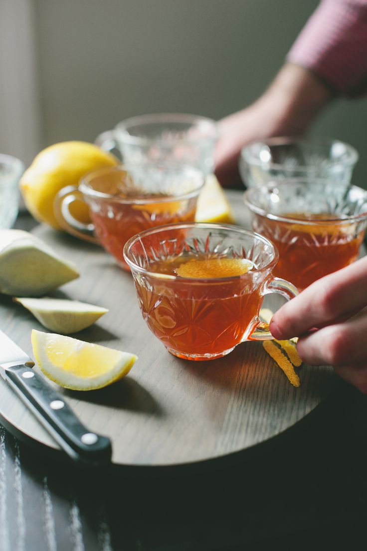The Cider Mill (Scotch, Apple Syrup, and Grapefruit Bitters) // A Thought For Food