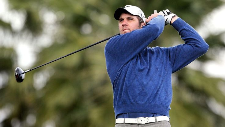 Panthers QB Derek Anderson is NFL's best? At golf, yes #FansnStars