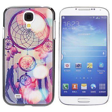 Kleurrijke dreamcatcher hoesje voor Samsung Galaxy S4