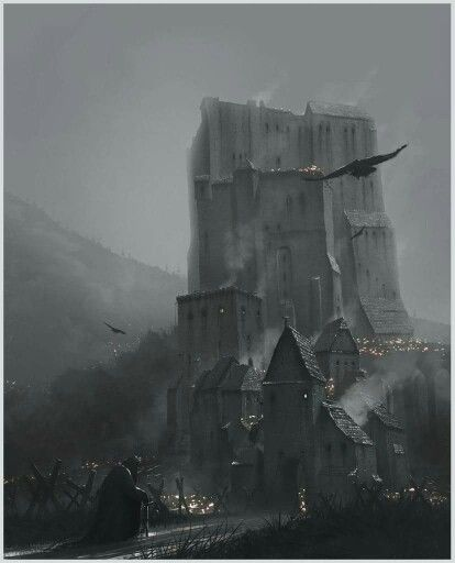 Reek returning to the Dreadfort -by Gediminas Skyrius.