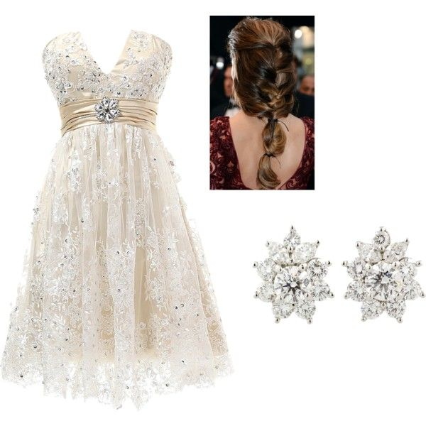 Annabelle 39 S Yule Ball Outfit By Rhianna98 On Polyvore