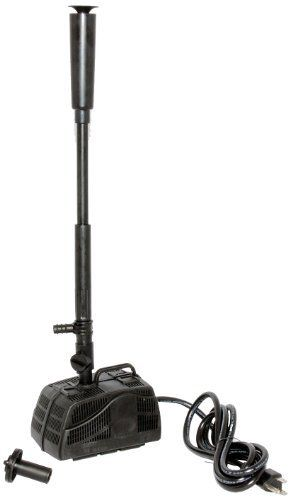 Koolscapes 200 GPH Pond Pump Kits by Koolatron. $29.37. Flow Control Diverter. 3 Tier Fountain Head. Magnetic Driven Motor. Assorted Fountain Heads. Water Bell Fountain Head. Energy efficient, submersible pond pump kit that can accommodate both a stream and create a fountain