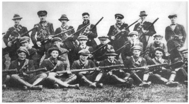 Diana Uribe explica la Guerra Angloirlandesa y la Guerra Civil. Historia de Irlanda Capítulo 19