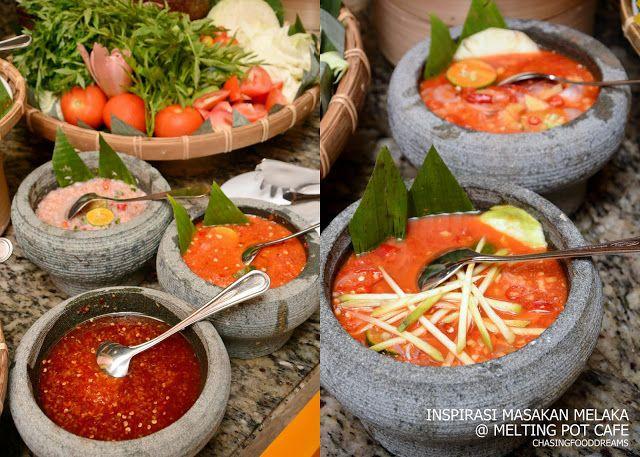 CHASING FOOD DREAMS: Buka Puasa @ Melting Pot Café, Concorde Hotel Kuala Lumpur