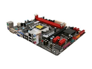 BIOSTAR H61MGC LGA 1155 Intel H61 Micro ATX Intel Motherboard - Amazing value for an LGA 1155 motherboard; great BIOS and usability for the money, completely stable build