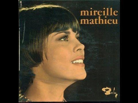 Mireille Mathieu Je ne suis rien sans toi
