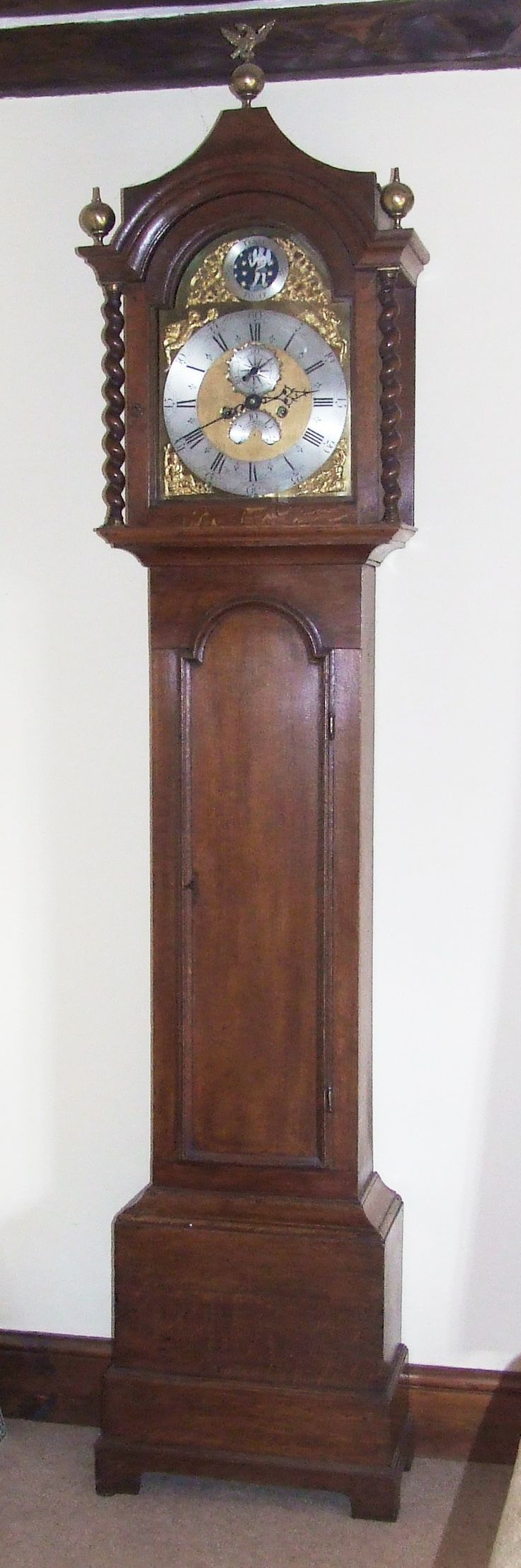 Grandfather clock case for sale woodworking projects plans - Grandfather clock blueprints ...