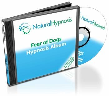 Overcome Your fear of Dogs with Self Hypnosis £9.95