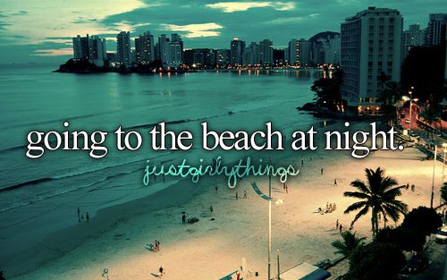 walking hand in hand with the one you loveBeach At Night, Bucketlist, Under The Stars, Buckets Lists, Miami Beach, Girly Things, Mornings Motivation, Travel, Beach Night