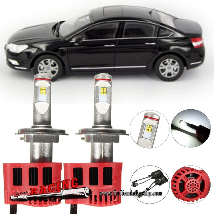 2X Bombillas LED Xenon H4 LED Kit 90W 8500LM Faro Luces Antinieblas Coche Universal Alta Intensidad -- 86,58€