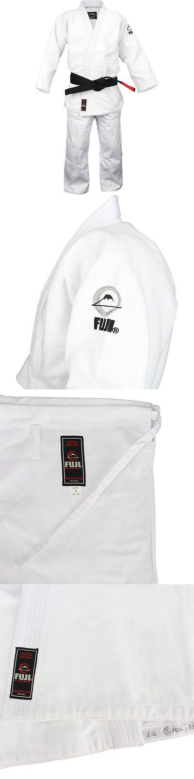 Uniforms and Gis 179774: Fuji Double Weave Judo Gi -> BUY IT NOW ONLY: $78.99 on eBay!