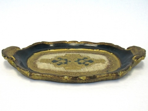 Small Florentine Tray