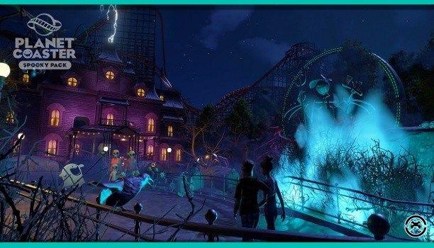 Ya podemos disfrutar del nuevo DLC Spooky Pack en el videojuego Planet Coaster. La desarrolladora Frontier Developments ha anunciado que el contenido ya se encuentra disponible para PC (Steam).  Aprovechando la cercanía de Halloween el contenido nos presenta una nueva atracción llamada Hoax que se compone deun recorrido por una casa encantada y un nuevo animador Ghoster King que se dedicará a asustar a los visitantes.Pero no será la única novedad en el juego ya que a esta escalofriante…