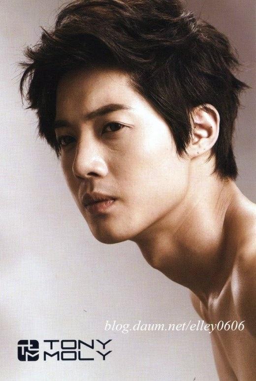 Kim Hyun Joong...holy moly