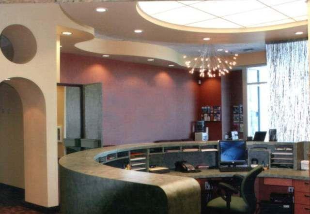 medical office design with modern furniture design medical office