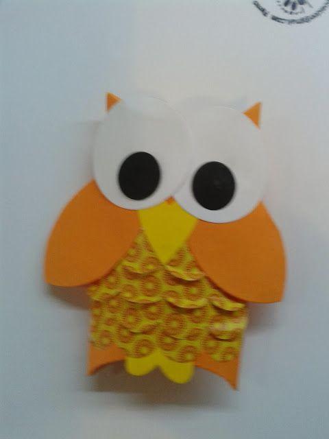 Dienneidee : Scatoline Gufetti, Owl Box
