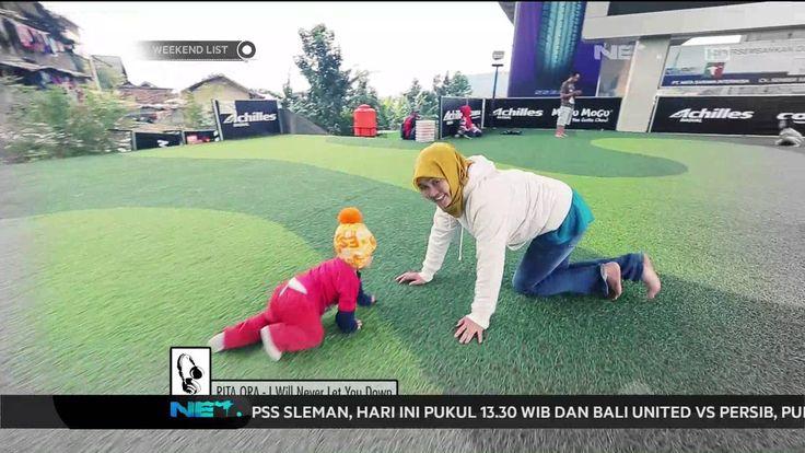 Taman Unik yang berada di Bandung (Taman Balai Kota Taman Film Taman Super Hero)