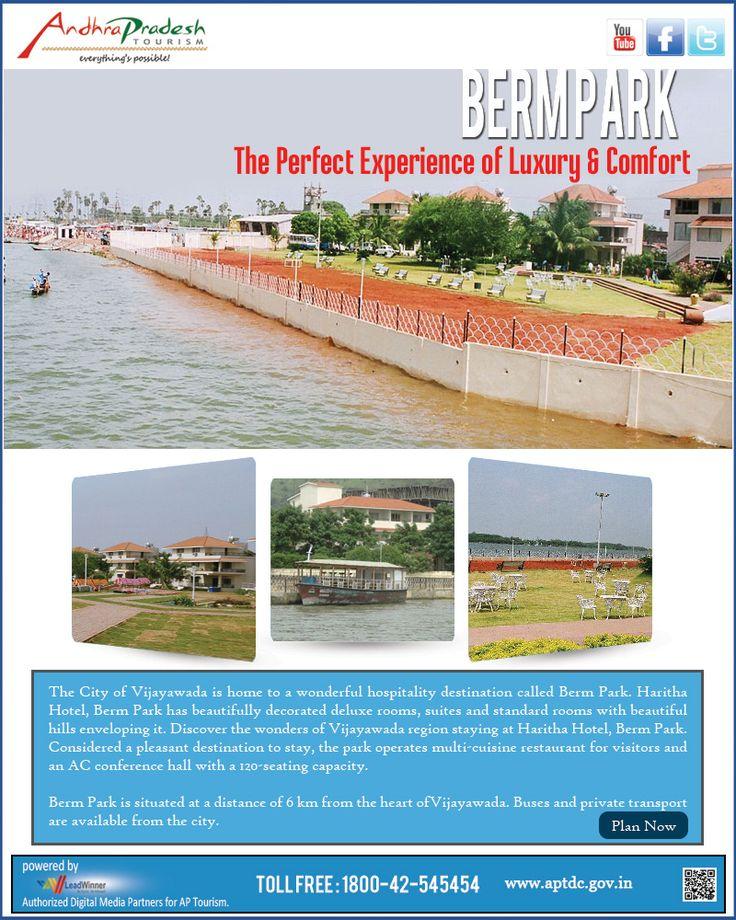 APTDC Haritha Hotel Berm Park - Vijayawada - Andhra Pradesh