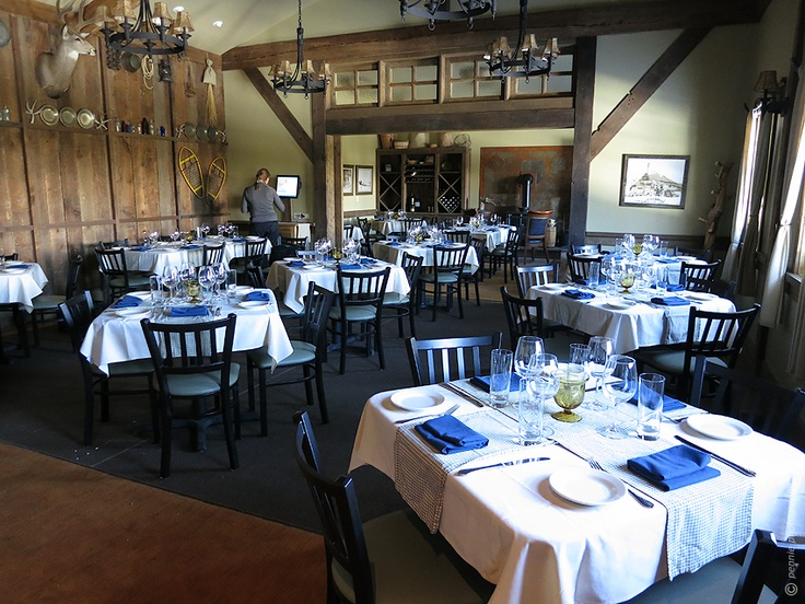 Restaurant At The Crested Butte Mountain Resort