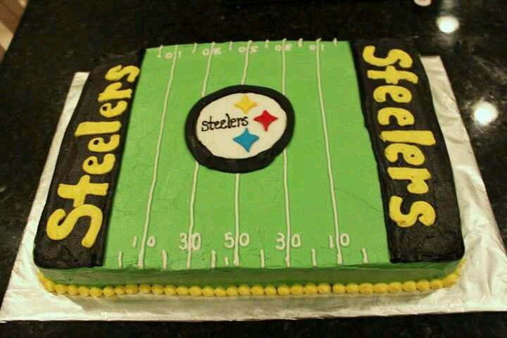 steelers birthday cake best 25 football cakes ideas on football 7699