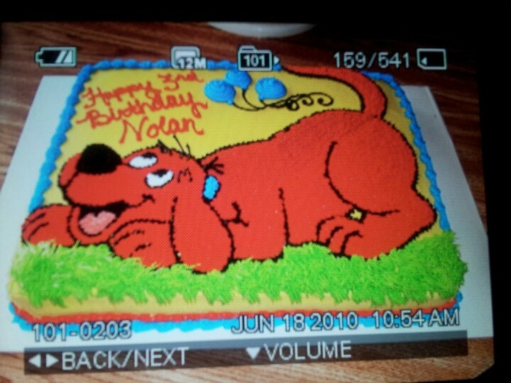 75 Best Clifford Party Ideas Images On Pinterest Red Dog Dog