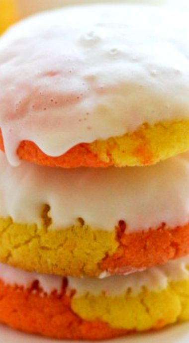 quick candy cookies white chocolate candy corn cake mix candy corn ...